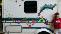 [1998 Coachman StarFlyte with Flower Power]